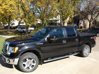 2012 F-150 4x4 SUPERCREW XTR Package...Only 39,030 km