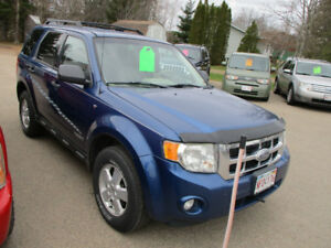 2008 Ford Escape SUV, Crossover 4X4