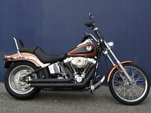 2008 HARLEY-DAVIDSON SOFTAIL CUSTOM Cannington Canning Area Preview