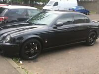 Jaguar s type r (cash price to sell fast grab a bargain)