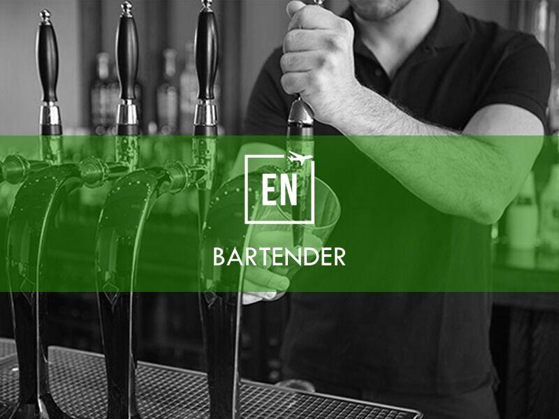 Bartenders needed in London