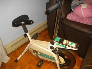 Stationary bike: Call Tony (514) 688-6169