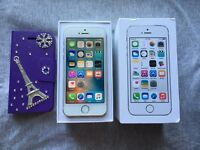 iPhone 5S Unlocked 16GB Excellent condition boxed