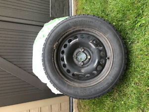 Winter tires for sale  $400