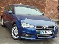 2014 Audi A3 TDI SE Diesel blue Manual