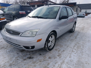 2005 FORD FOCUS ZX4 SAFETY AND E TESTED
