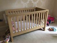 Mamas and Papas Birch Effect Nursery Furniture