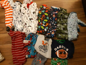 Boys 12-24month/2T lot