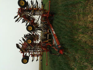 2003 5710 54ft bourgault air drill