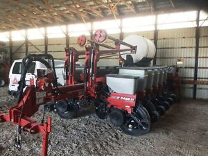 2011 Case IH 1250-16 Row Planter London Ontario image 2