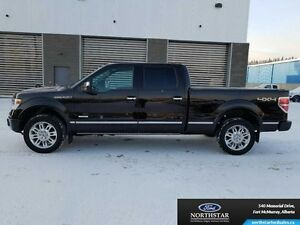 2013 Ford F-150 Platinum   - $311.61 B/W