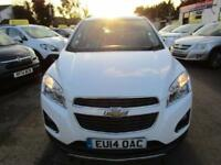 2014 Chevrolet Trax 1.4 LT 4X4 5dr (start/stop)