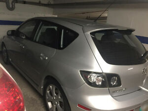 2007 Mazda3 Sport - Carproof available, make contact