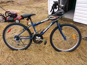 Kids bike good condition super cycle sc1800
