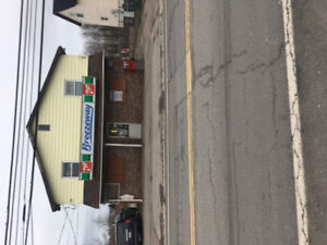 Commercial space for lease in Glace Bay