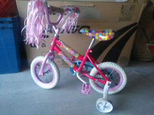 12 inch girls bike