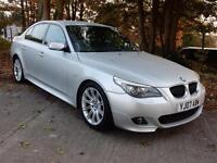 BMW 520 2.0TD 2007 d M Sport **Finance from £160.29 a month**