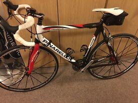 Pinarello Paris full carbon road bike