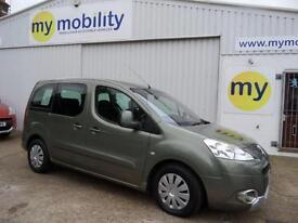 Peugeot Partner Tepee Wheelchair Accessible WAV Disabled Adapted Car