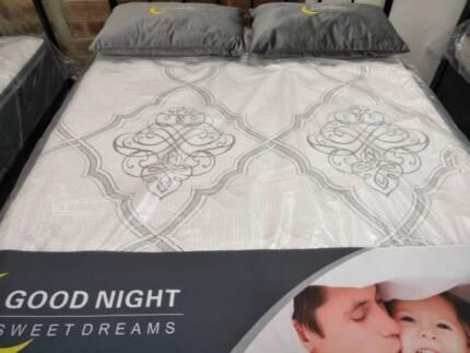 SALE!!Brand New Pillow Top Double /Queen Mattress (Others AV)
