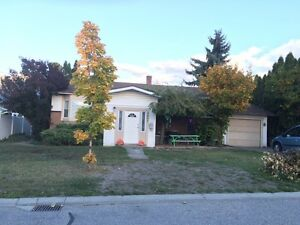 4 bedroom, 1 bathroom house for rent Dec 1 near hospital