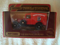 Matchbox (1984) Diecast 1:40 Scale Model. Canada Post Exclusive.
