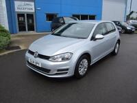 Volkswagen Golf 1.4 TSI ( 122ps ) ( s/s ) DSG 2014MY S Automatic Full Service