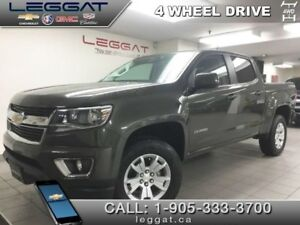 2018 Chevrolet Colorado LT  - MyLink -  Navigation