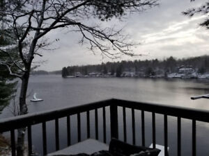 waterfront, 4 seasons cottage coming up for sale