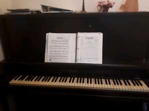 Classic Upright Piano - In Excellent Condition