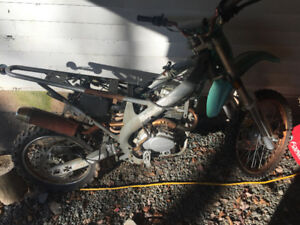 Dirtbike for repair 400 obo