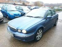 Jaguar X-TYPE 2.5 V6 auto SE 4 DOOR - 2004 54-REG - FULL 12 MONTHS MOT