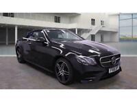 Mercedes-Benz 3.0 E350d V6 AMG Line (Premium Plus) Cabriolet 2dr Diesel G-Tronic