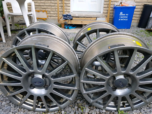 18 inch ford focus rims
