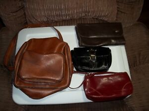 4 Ladies Purses.