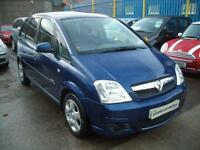 2007 Vauxhall Meriva 1.3 CDTi 16v Energy 5dr