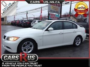 2008 BMW 3 Series 328i....Includes 4 FREE winter tires!!