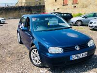 Volkswagen Golf Gt Tdi 1.9 Tdi PD150 Low Mileage!!!