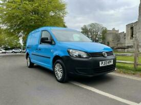 2013 Volkswagen Caddy C20 TDI LWB Panel Van Diesel Manual