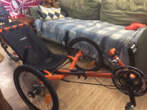 Recumbent Trikes for Sale - Catrike Explorer very good condition
