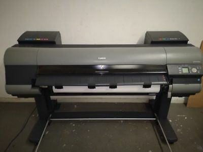Canon Ipf8300 44 Large Format Inkjet Printer With Stand