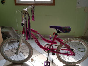 Supercycle girls bicycle