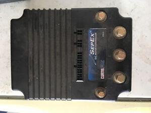John Deere gator controller