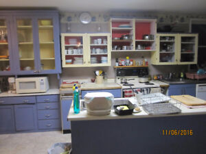 super clean furnished rooms available now , weekly rent