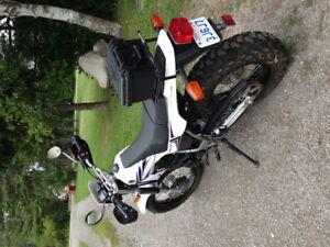 yamaha tw200,fat tire enduro/SOLD