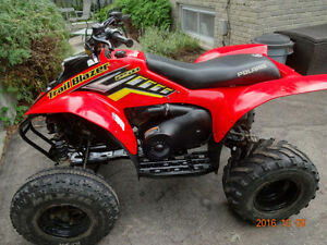 2005 POLARIS TRAILBLAZER 250-FOR 12 YRS TO ADULTS-50 HRS USE