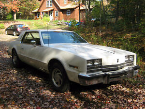 1984 Oldsmobile Toronado Coupe: Extremely low miles