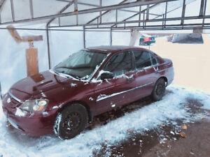 Honda Civic 2003 DX automatique 171 654km