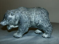 Soapstone Carving of a Bear