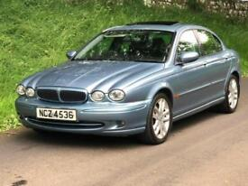 Immaculate 2002 Jaguar X-TYPE 3.0 V6 Sport AWD manual